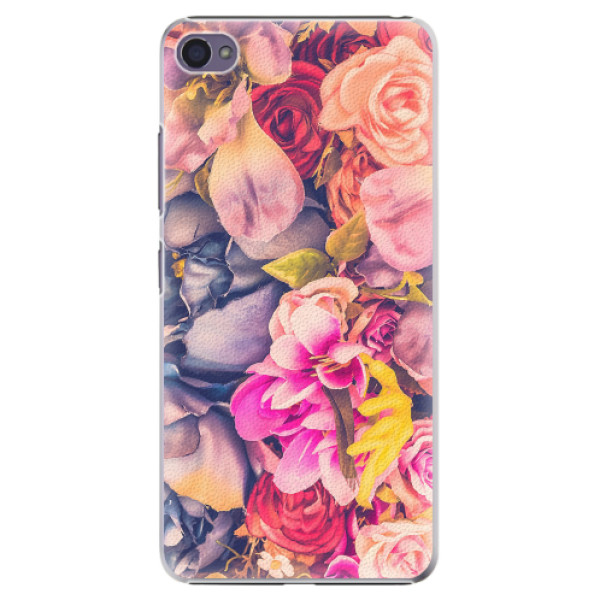 Plastové pouzdro iSaprio - Beauty Flowers - Lenovo S90