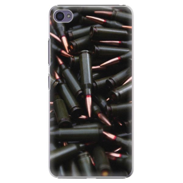 Plastové pouzdro iSaprio - Black Bullet - Lenovo S90
