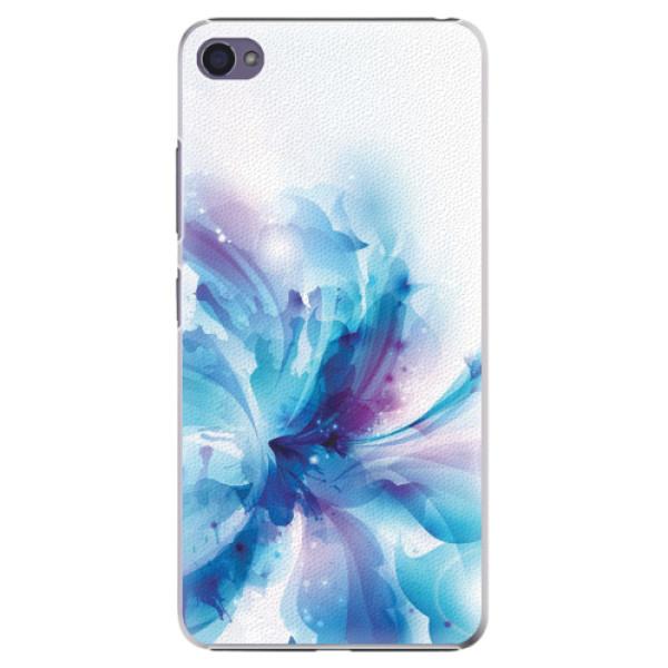 Plastové pouzdro iSaprio - Abstract Flower - Lenovo S90