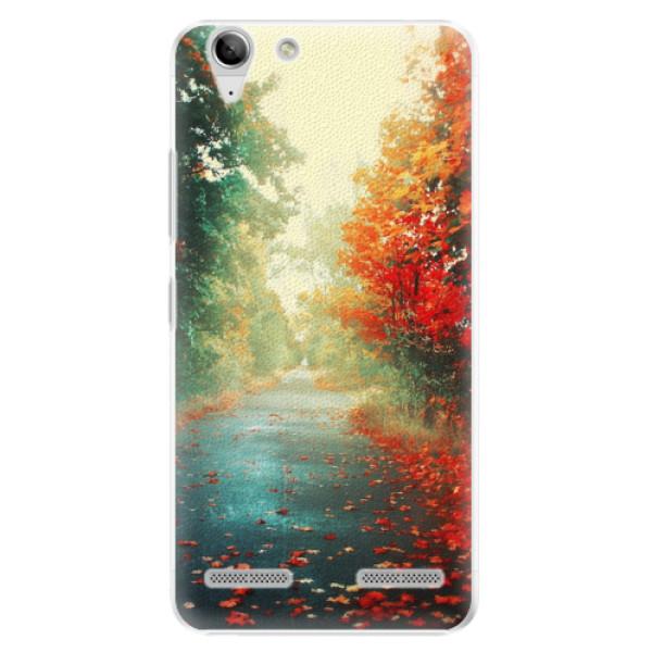 Plastové pouzdro iSaprio - Autumn 03 - Lenovo Vibe K5