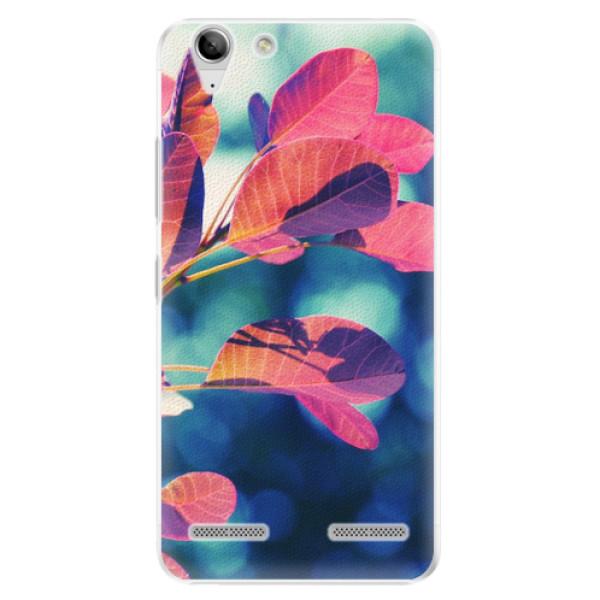 Plastové pouzdro iSaprio - Autumn 01 - Lenovo Vibe K5