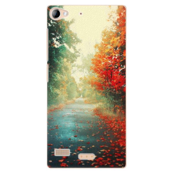 Plastové pouzdro iSaprio - Autumn 03 - Lenovo Vibe X2