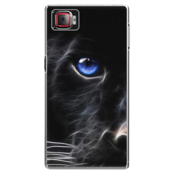 Plastové pouzdro iSaprio - Black Puma - Lenovo Z2 Pro