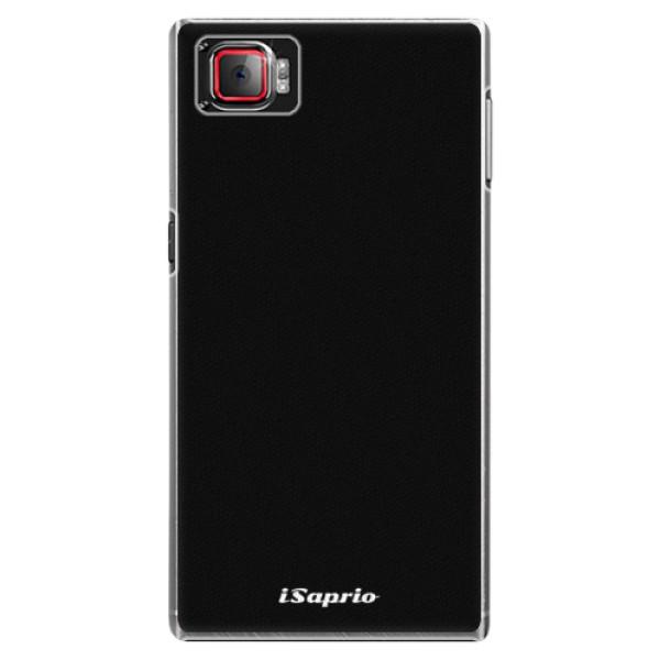 Plastové pouzdro iSaprio - 4Pure - černý - Lenovo Z2 Pro