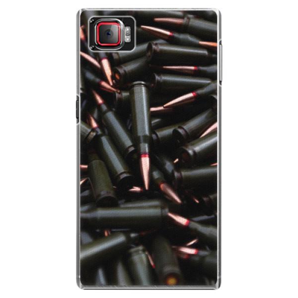 Plastové pouzdro iSaprio - Black Bullet - Lenovo Z2 Pro