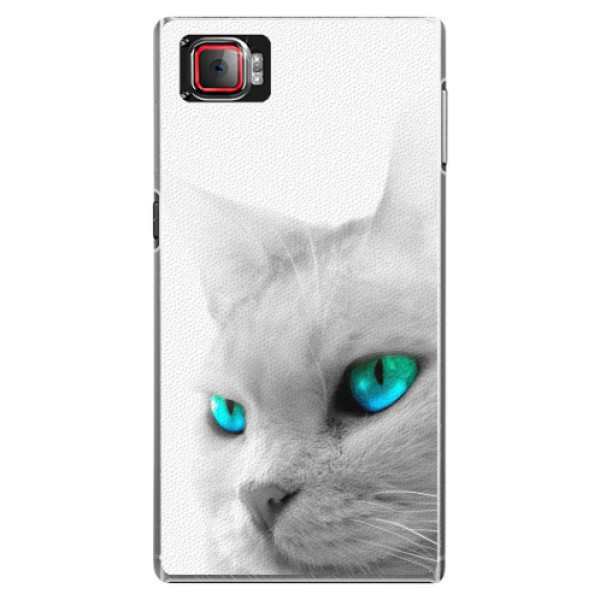 Plastové pouzdro iSaprio - Cats Eyes - Lenovo Z2 Pro