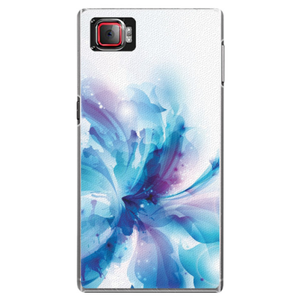 Plastové pouzdro iSaprio - Abstract Flower - Lenovo Z2 Pro