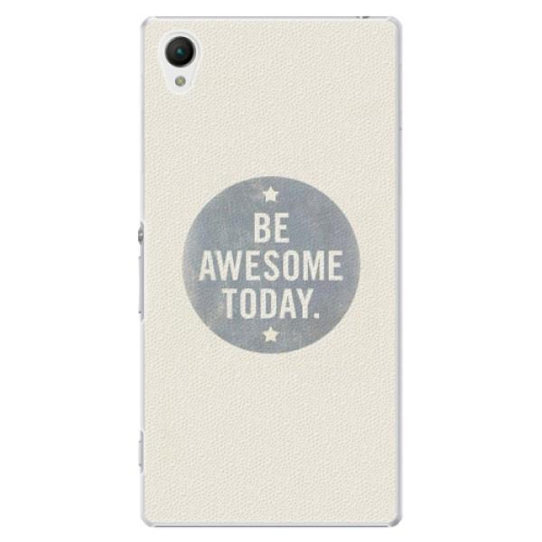 Plastové pouzdro iSaprio - Awesome 02 - Sony Xperia Z1