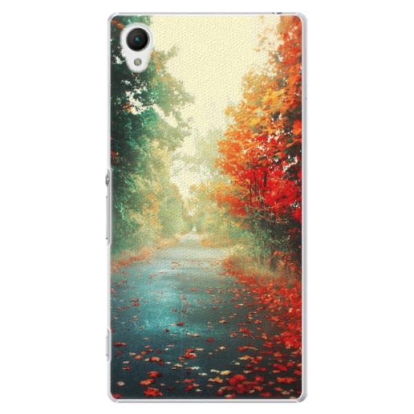 Plastové pouzdro iSaprio - Autumn 03 - Sony Xperia Z1