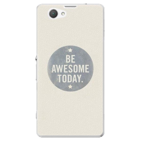 Plastové pouzdro iSaprio - Awesome 02 - Sony Xperia Z1 Compact
