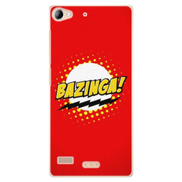 Plastové pouzdro iSaprio - Bazinga 01 - Sony Xperia Z2
