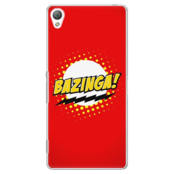 Plastové pouzdro iSaprio - Bazinga 01 - Sony Xperia Z3