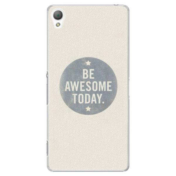Plastové pouzdro iSaprio - Awesome 02 - Sony Xperia Z3
