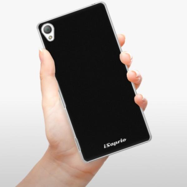 Plastové pouzdro iSaprio - 4Pure - černý - Sony Xperia Z3