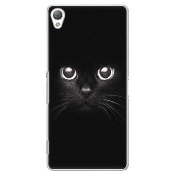 Plastové pouzdro iSaprio - Black Cat - Sony Xperia Z3