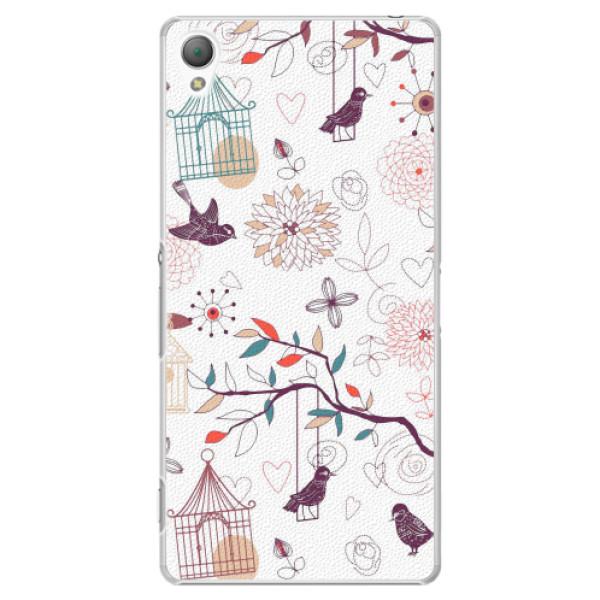 Plastové pouzdro iSaprio - Birds - Sony Xperia Z3