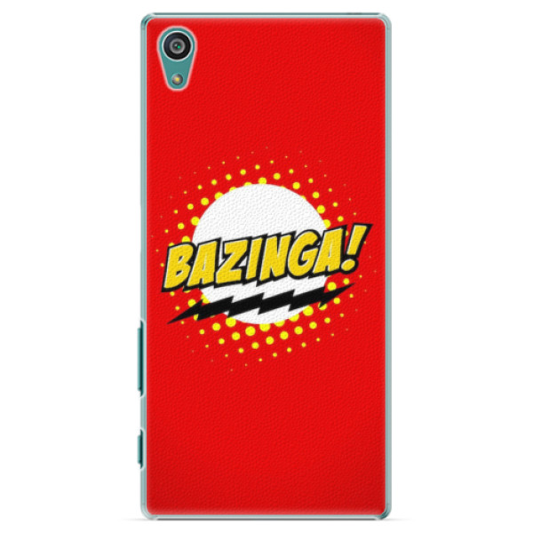Plastové pouzdro iSaprio - Bazinga 01 - Sony Xperia Z5