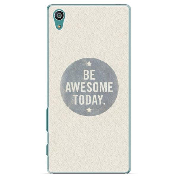 Plastové pouzdro iSaprio - Awesome 02 - Sony Xperia Z5