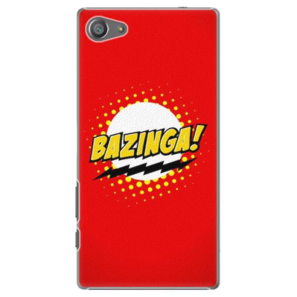 Plastové pouzdro iSaprio - Bazinga 01 - Sony Xperia Z5 Compact