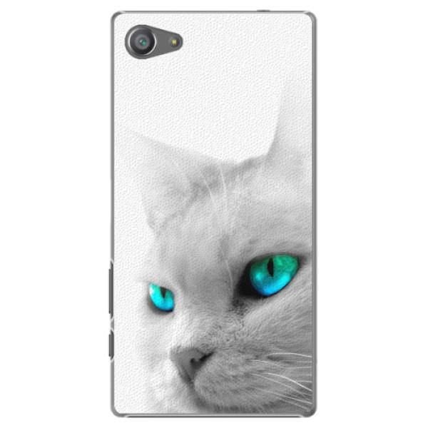 Plastové pouzdro iSaprio - Cats Eyes - Sony Xperia Z5 Compact