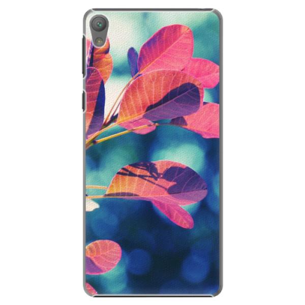 Plastové pouzdro iSaprio - Autumn 01 - Sony Xperia E5
