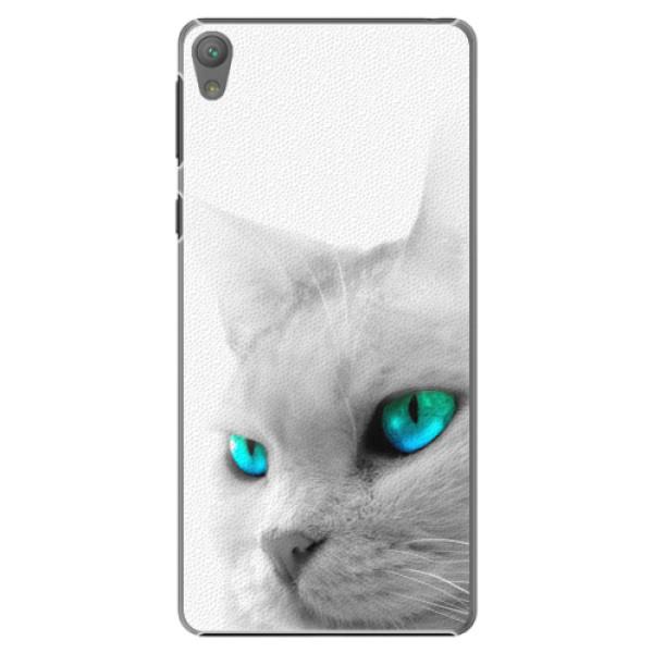 Plastové pouzdro iSaprio - Cats Eyes - Sony Xperia E5