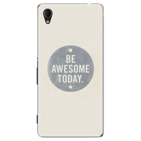 Plastové pouzdro iSaprio - Awesome 02 - Sony Xperia M4
