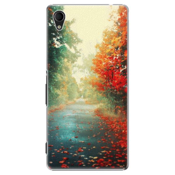 Plastové pouzdro iSaprio - Autumn 03 - Sony Xperia M4