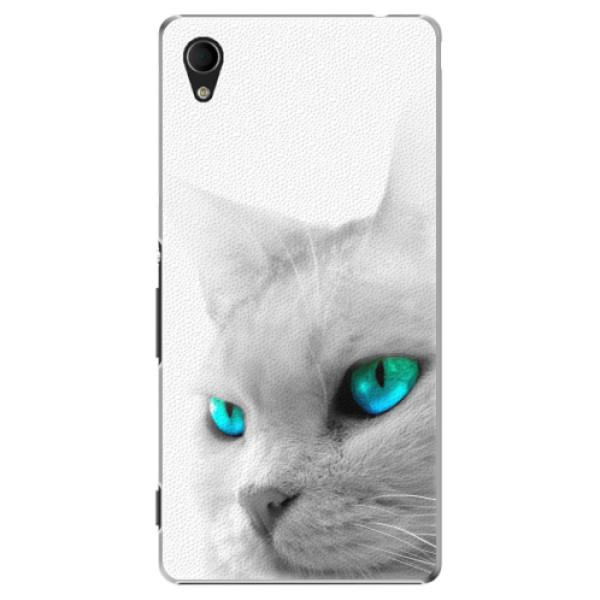 Plastové pouzdro iSaprio - Cats Eyes - Sony Xperia M4