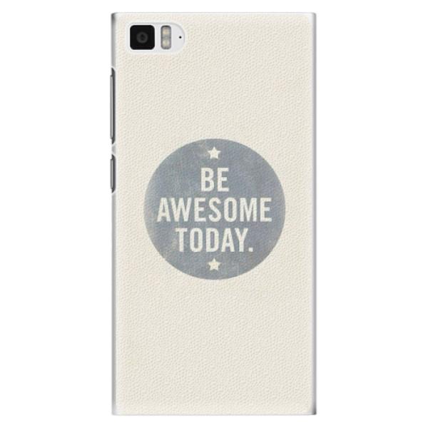 Plastové pouzdro iSaprio - Awesome 02 - Xiaomi Mi3