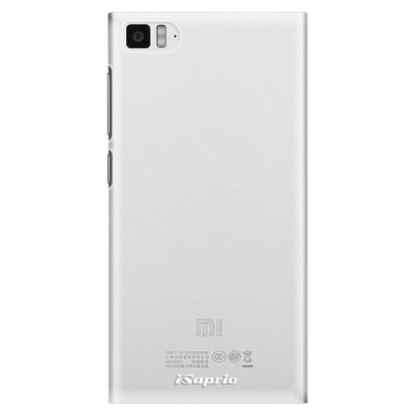 Plastové pouzdro iSaprio - 4Pure - mléčný bez potisku - Xiaomi Mi3