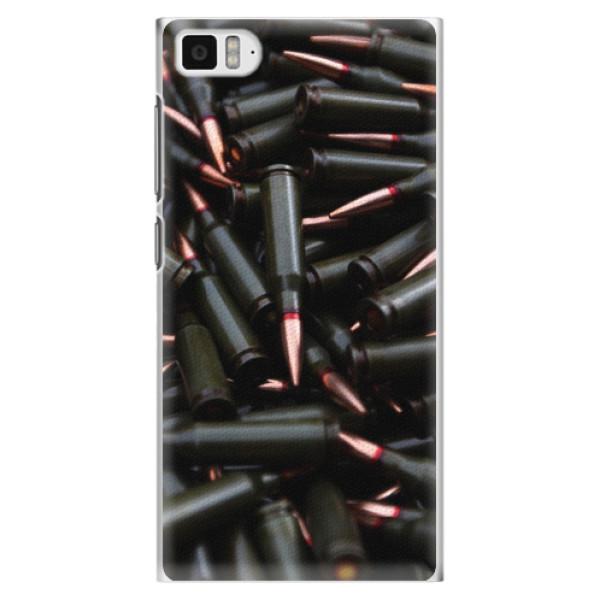 Plastové pouzdro iSaprio - Black Bullet - Xiaomi Mi3