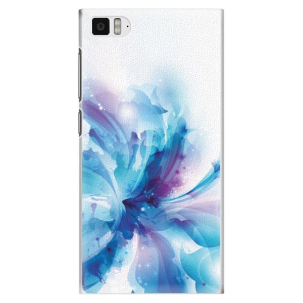 Plastové pouzdro iSaprio - Abstract Flower - Xiaomi Mi3