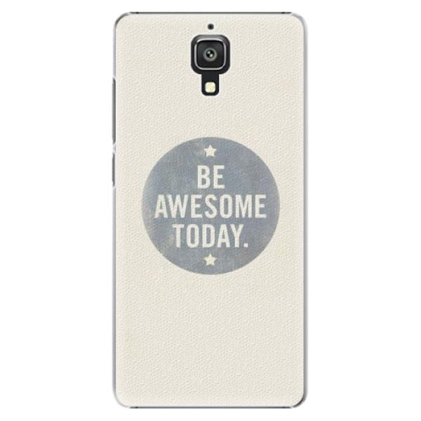 Plastové pouzdro iSaprio - Awesome 02 - Xiaomi Mi4