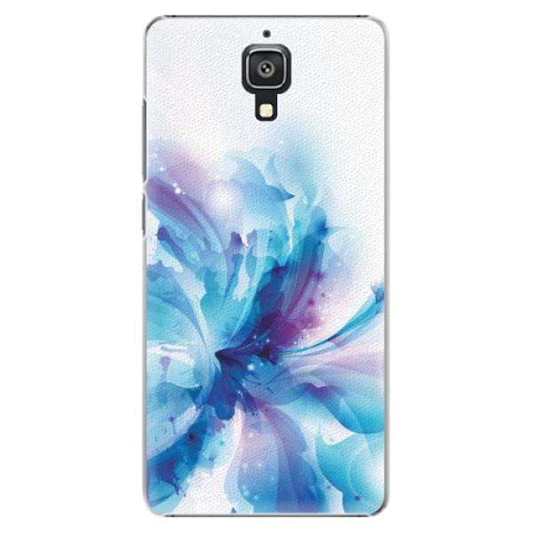 Plastové pouzdro iSaprio - Abstract Flower - Xiaomi Mi4