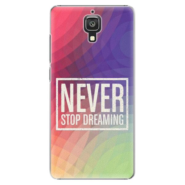 Plastové pouzdro iSaprio - Dreaming - Xiaomi Mi4