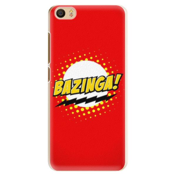 Plastové pouzdro iSaprio - Bazinga 01 - Xiaomi Mi5