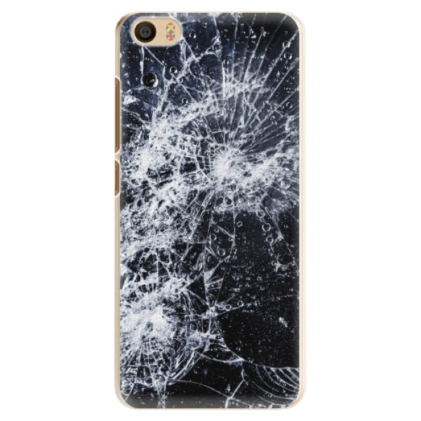 Plastové pouzdro iSaprio - Cracked - Xiaomi Mi5