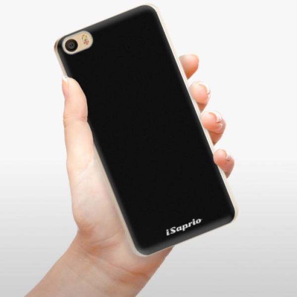 Plastové pouzdro iSaprio - 4Pure - černý - Xiaomi Mi5