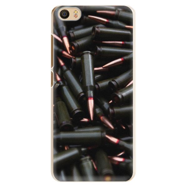 Plastové pouzdro iSaprio - Black Bullet - Xiaomi Mi5