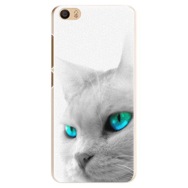 Plastové pouzdro iSaprio - Cats Eyes - Xiaomi Mi5