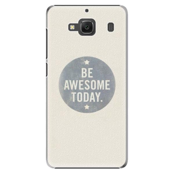 Plastové pouzdro iSaprio - Awesome 02 - Xiaomi Redmi 2
