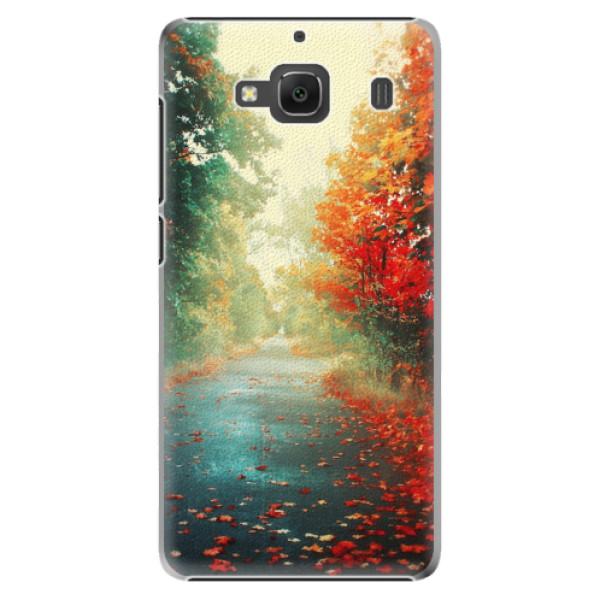 Plastové pouzdro iSaprio - Autumn 03 - Xiaomi Redmi 2