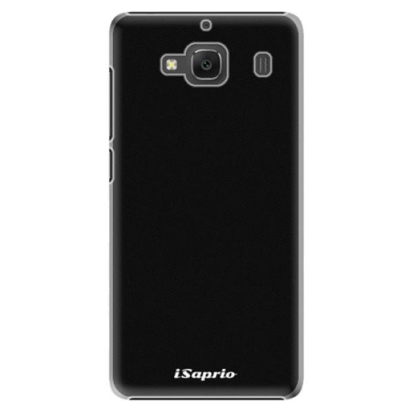 Plastové pouzdro iSaprio - 4Pure - černý - Xiaomi Redmi 2