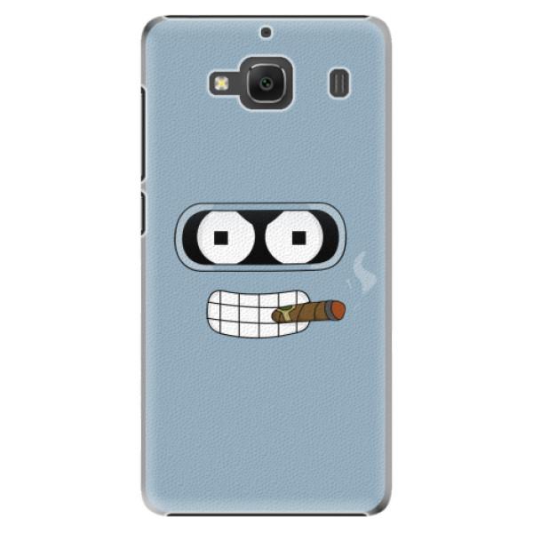 Plastové pouzdro iSaprio - Bender - Xiaomi Redmi 2