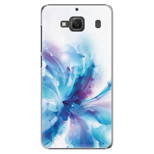 Plastové pouzdro iSaprio - Abstract Flower - Xiaomi Redmi 2