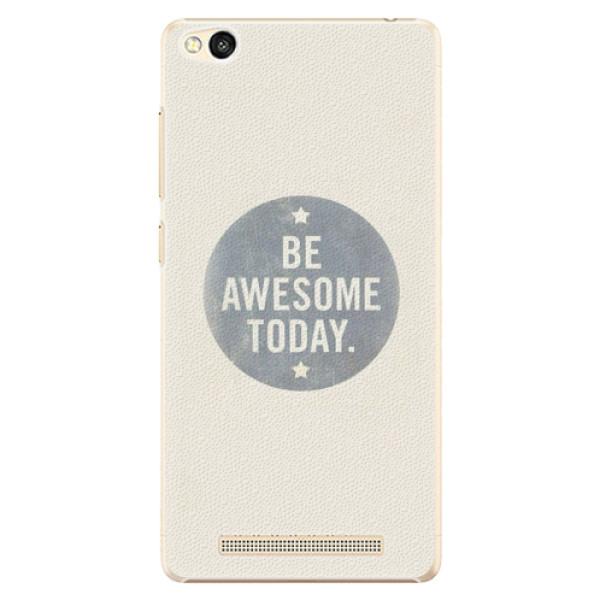 Plastové pouzdro iSaprio - Awesome 02 - Xiaomi Redmi 3