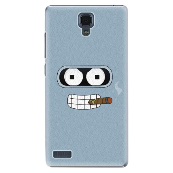 Plastové pouzdro iSaprio - Bender - Xiaomi Redmi Note
