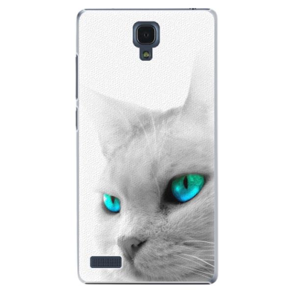 Plastové pouzdro iSaprio - Cats Eyes - Xiaomi Redmi Note