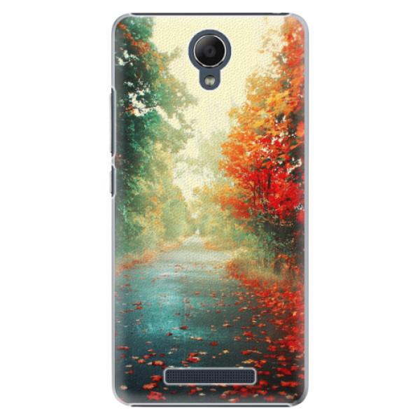 Plastové pouzdro iSaprio - Autumn 03 - Xiaomi Redmi Note 2